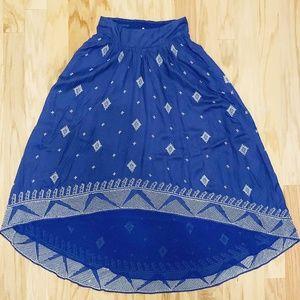 Gorgeous Anthropologie skirt